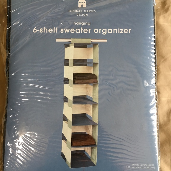 Sweater Organizer